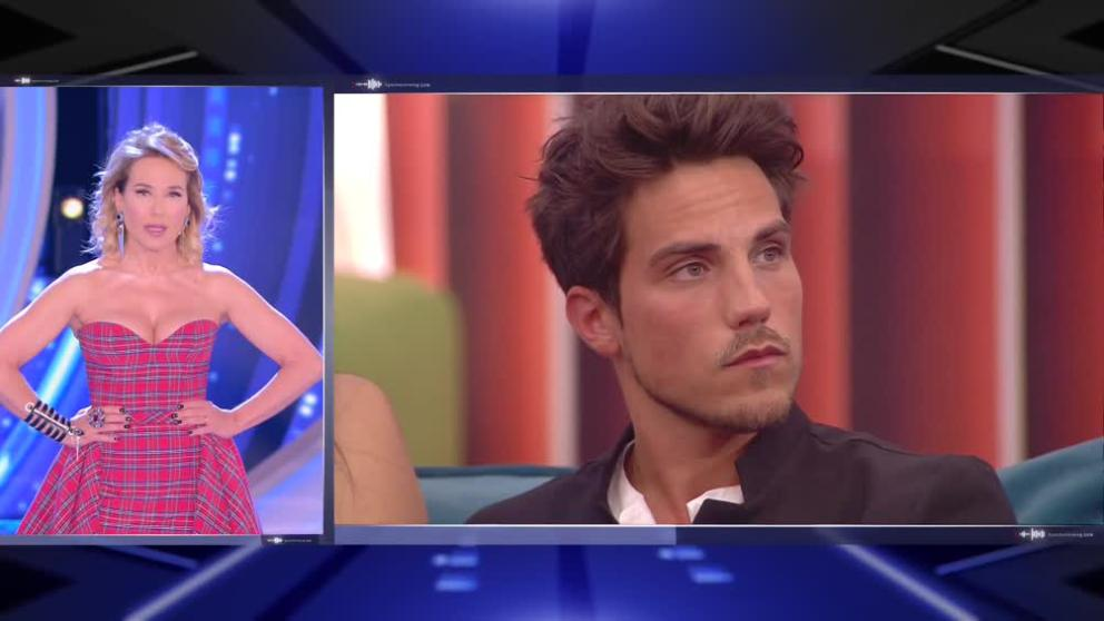 """Barbara D'Urso furiosa con Daniele – Photo Credit: www.grandefratello.mediaset.it"" grande fratello 16"