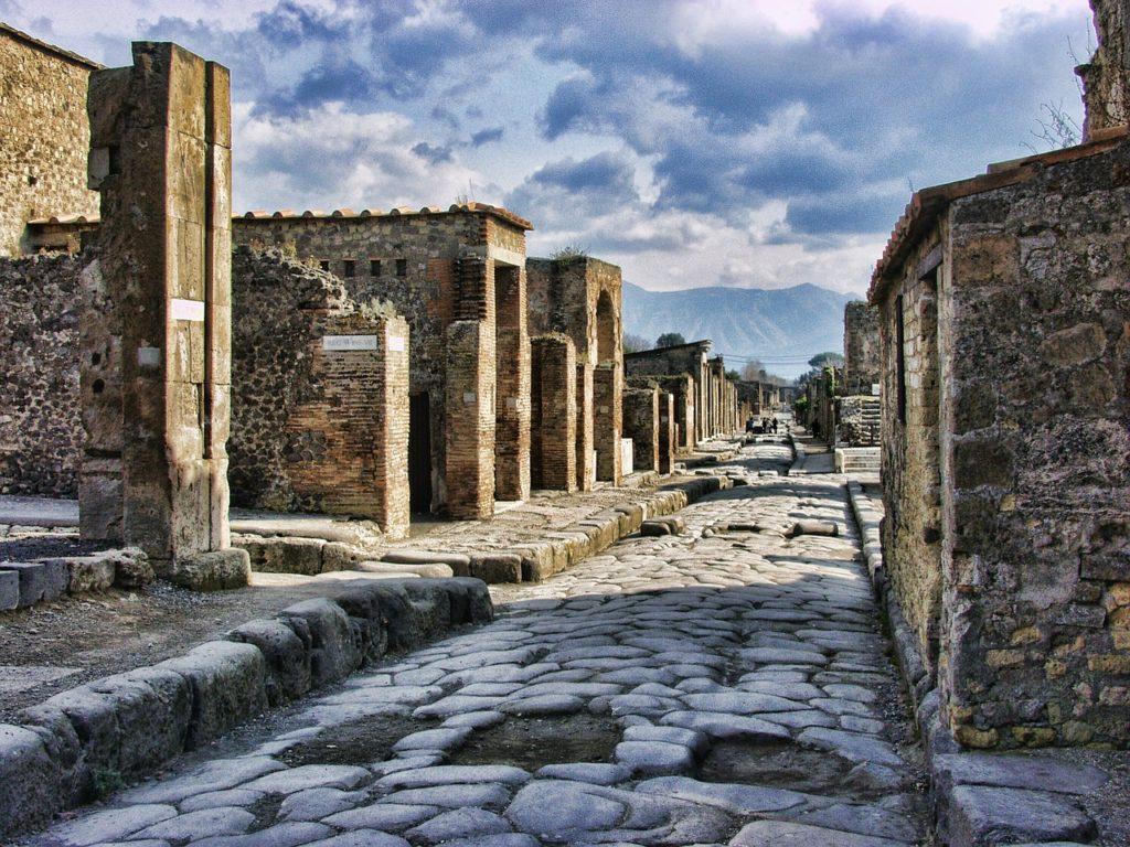 Primo aprile 1748, scavi archeologici portano alla luce Pompei - Photo Credits: web
