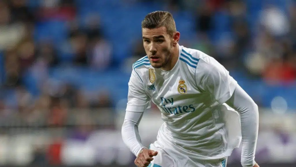 Theo Hernandez, nuova locomotiva rossonera (Credit: AS English - Diario AS)