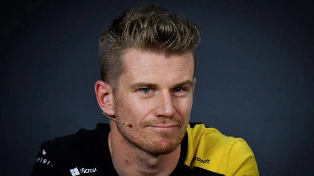 Hulkenberg in Red Bull