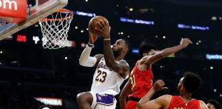 Lakers - Photo Credit: Ringo H.W. Chiu / Associated Press