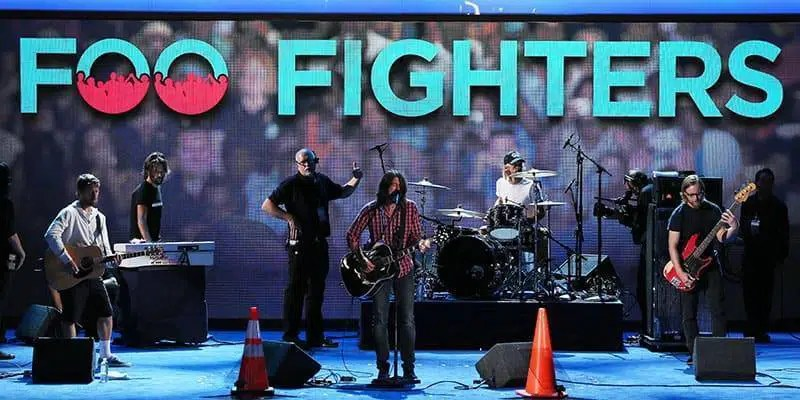 Foo Fighters, crediphoto: milanoevents.it