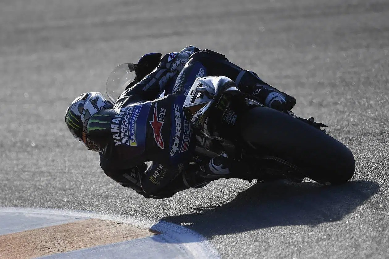 munoz in yamaha