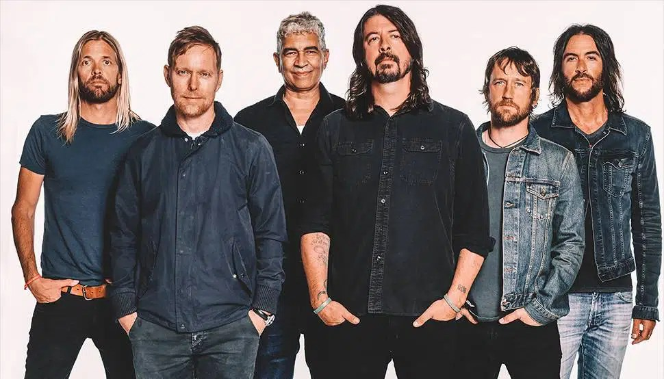 Foo Fighters, creditphoto: tonedeaf.it
