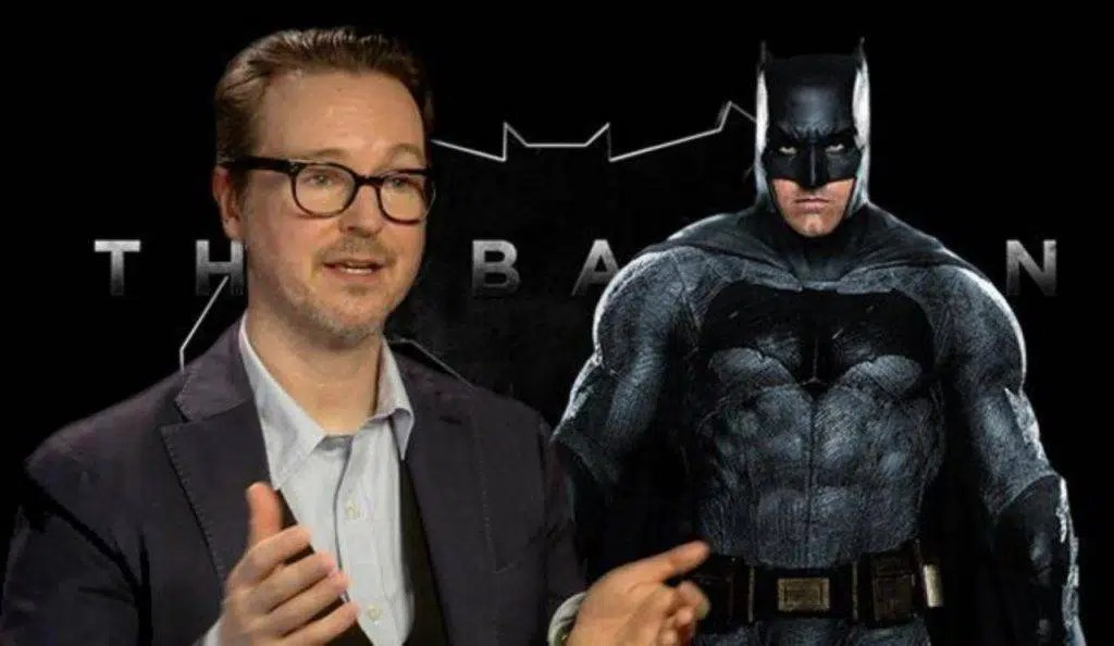 Matt Reeves, sceneggiatore e regista. Photo: Web