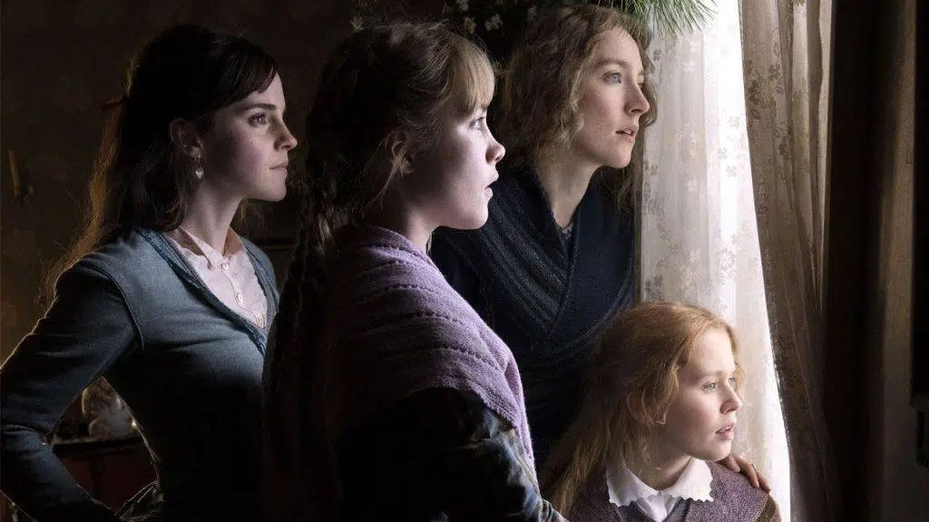 Le sorelle March in Piccole donne 2020 - Photo Credits: mymovies.it