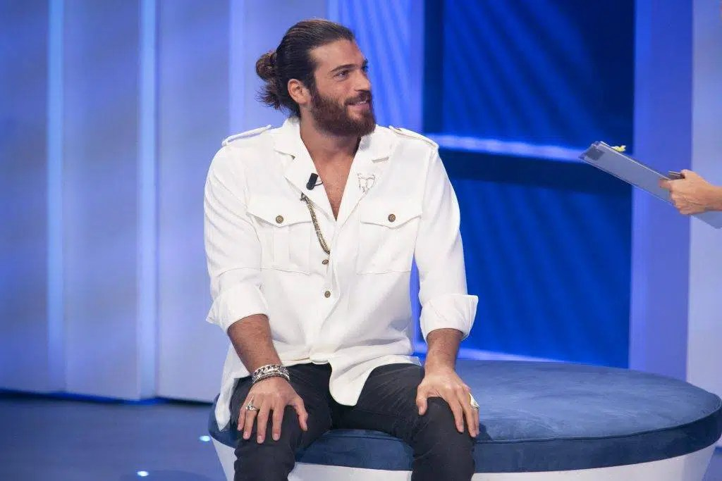 Can yaman d'urso