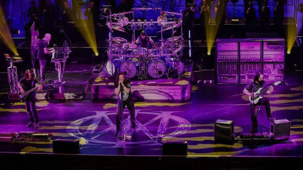 Dream Theater al Palalottomatica