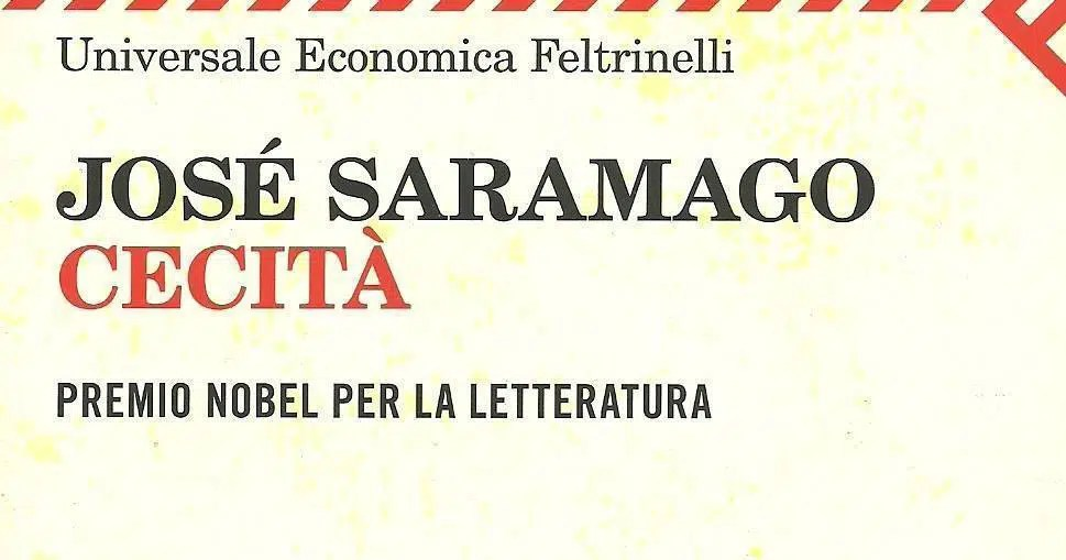 Saramago, Cecità - Photo Credits: lafenicebook.com