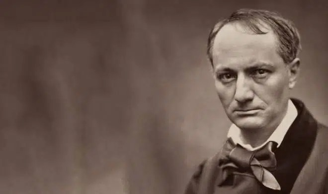Charles Baudelaire. - immagine web