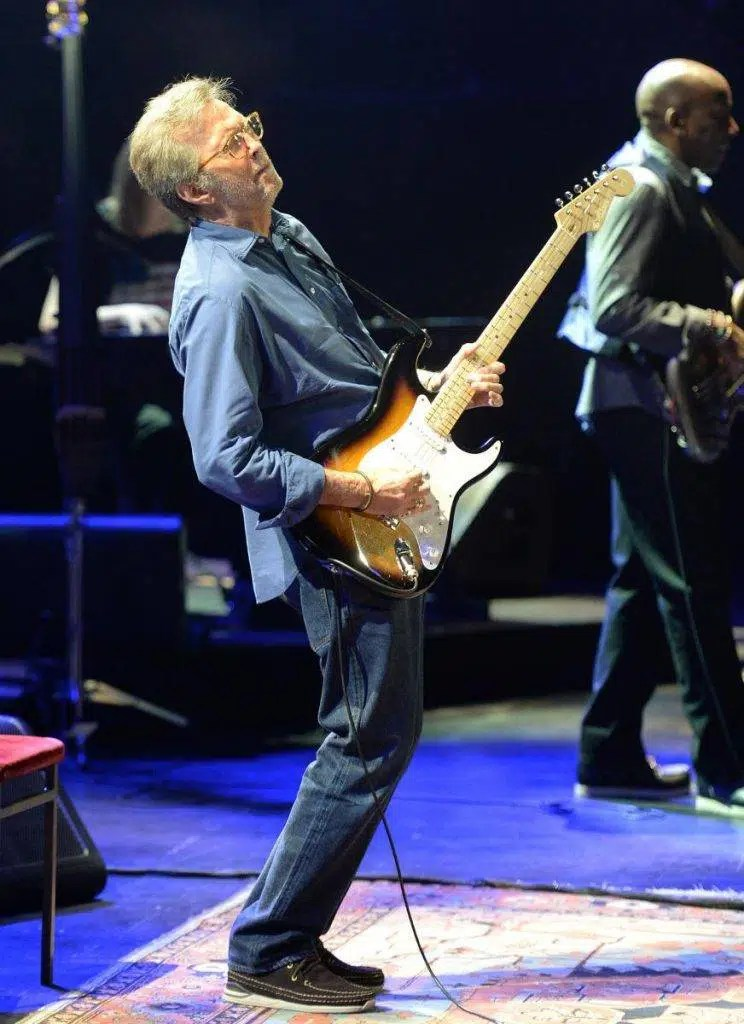 Eric Clapton, creditphoto: movietele.it