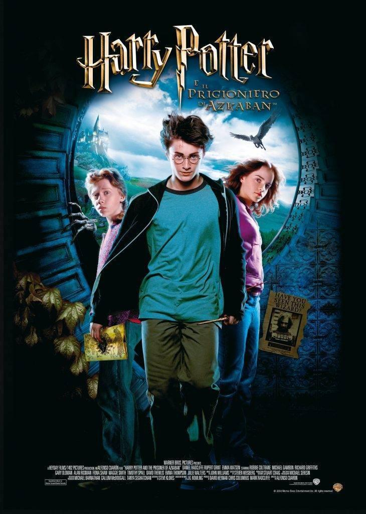 Harry Potter e il prigioniero di Azkaban |  le creature magiche