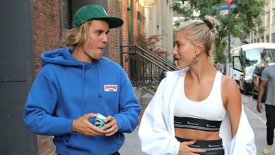 La copia Bieber e Baldwin - ph. credit: web