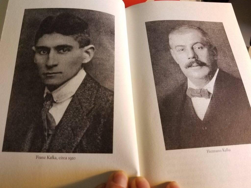 Lettera ai padri: o scrittore Franz Kafka e suo padre Hermann - Photo Credits: thebookbindersdaughter.com