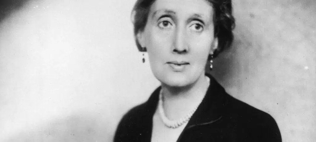 Virginia Woolf, dettaglio - Photo Credits: twitter.com