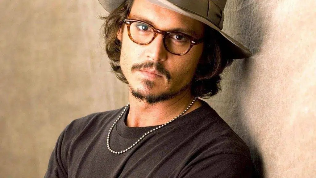 Johnny Depp - the web image