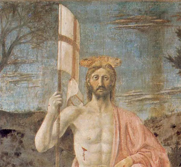 la-resurrezione-particolare_Museo civico san Sepolcro