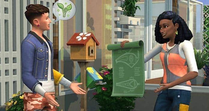 The Sims 4 Vita Ecologica 1 696x369 1 - The Sims 4: Vita Ecologica, la nuova espansione che insegna a vivere eco-friendly