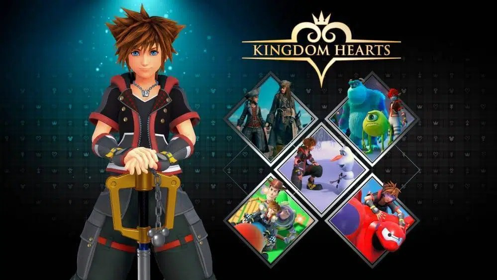 Kingdom Hearts - Photo Credits: web