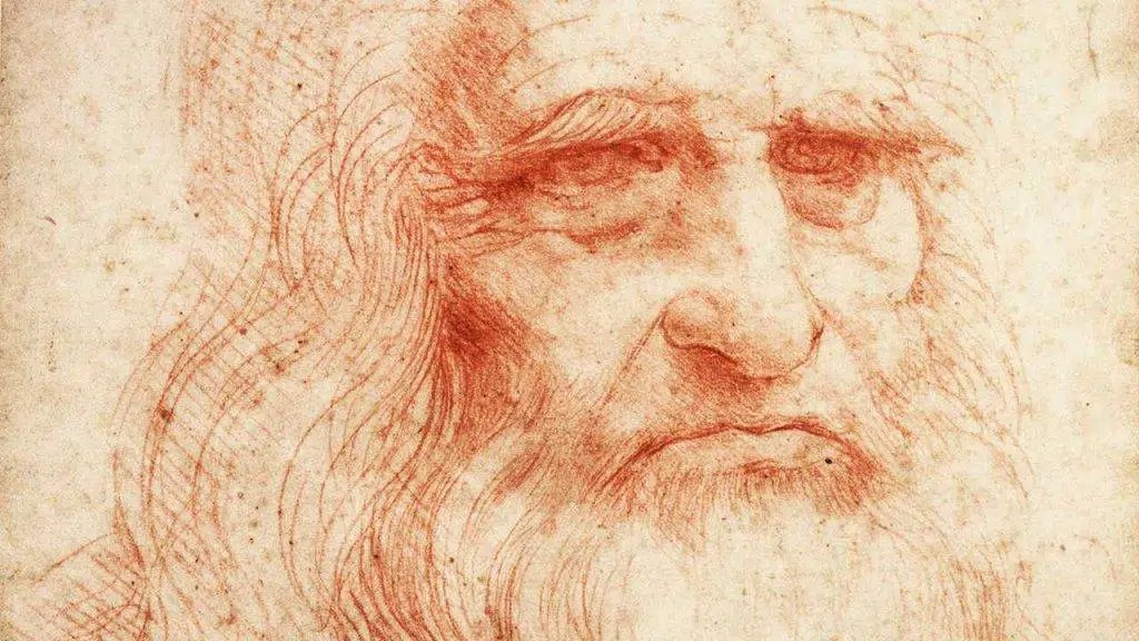 Leonardo Da Vinci - Photo Credits: pinterest