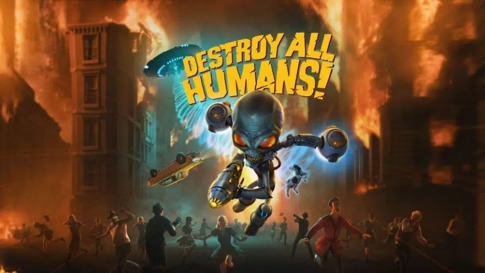 Destroy All Humans!: Photo Credits: Web