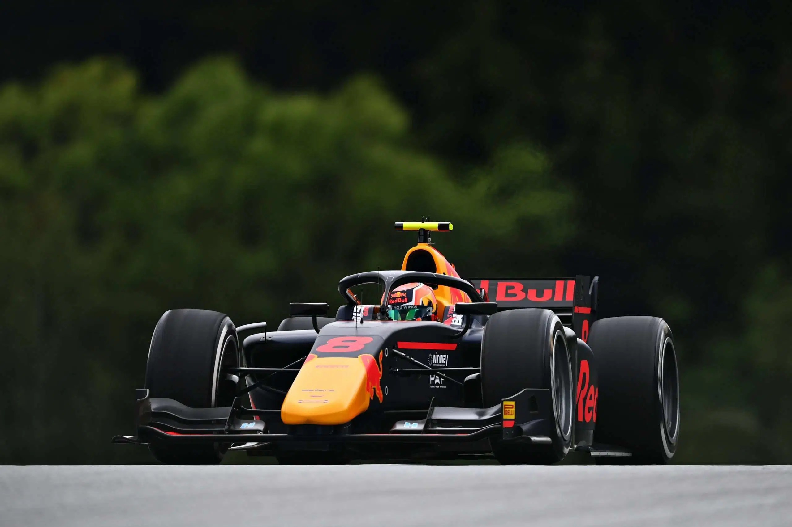 Qualifiche GP Austria F2 2020