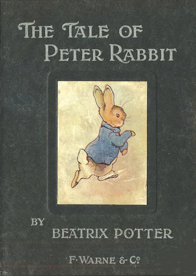 Peter Rabbit, prima edizione - Photo Credits: web