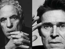 Abel Ferrara e Willem Dafoe - photo credit: web