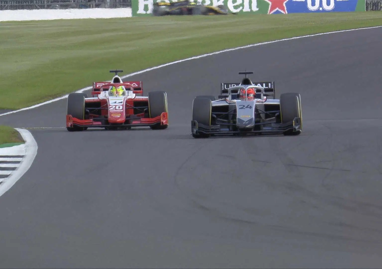 F2, Schumacher e Mazepin in direzione Haas
