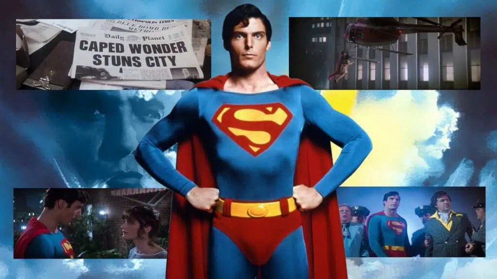 Christopher Reeve è Superman - Photo Credits: web
