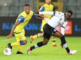 Chievo-Spezia stagione 2019-2020 photo credits Lapresse