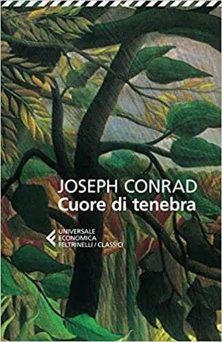 Cuore di tenebra, Joseph Conrad. Photo: Web.