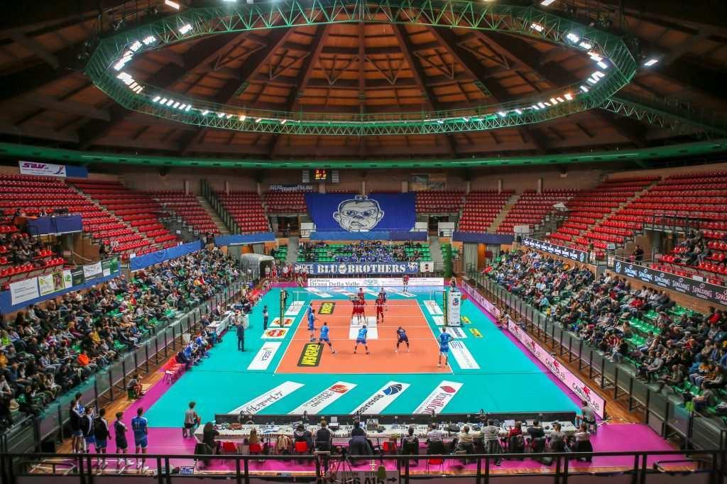 Volley A3 Maschile Il Calendario Del Girone Blu Metropolitan Magazine