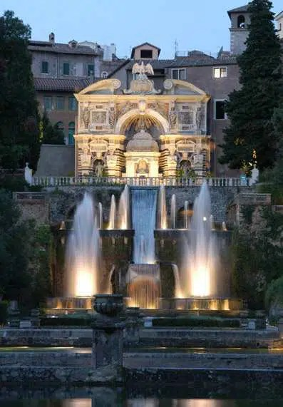 Villa d'Este, tesoro del Rinascimento Italiano