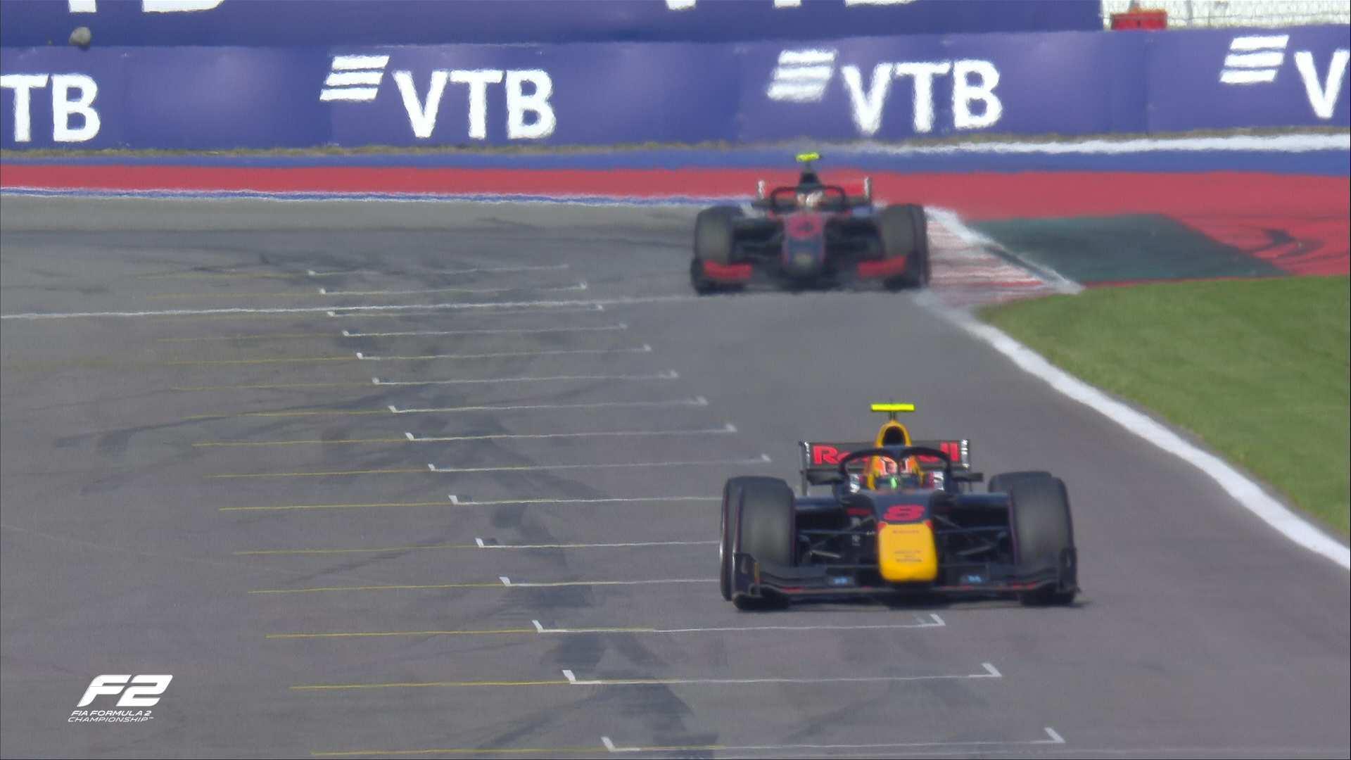 F2 GP Russia 2020 Qualifiche, Tsunoda di nuovo in P1!
