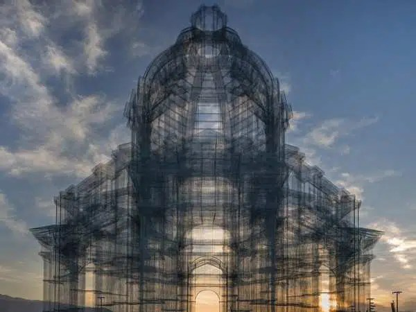 Back to nature, Edoardo Tresoldi, Etherea - Photo credits: © Ph. Roberto Conte