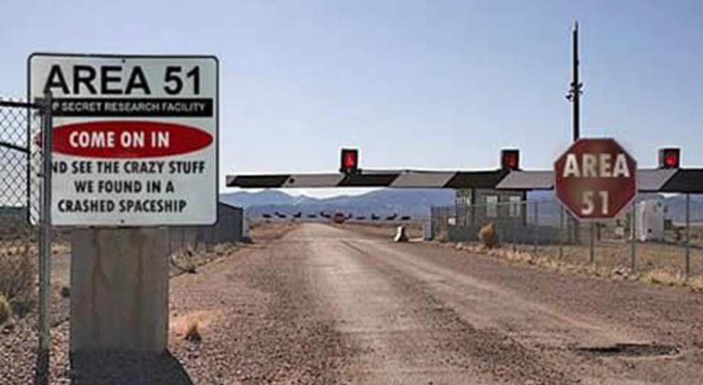 Area 51, Bill Clinton ne ammette l'esistenza