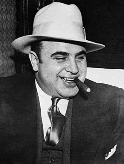 """Al Capone """"Nemico pubblico numero uno"""""""