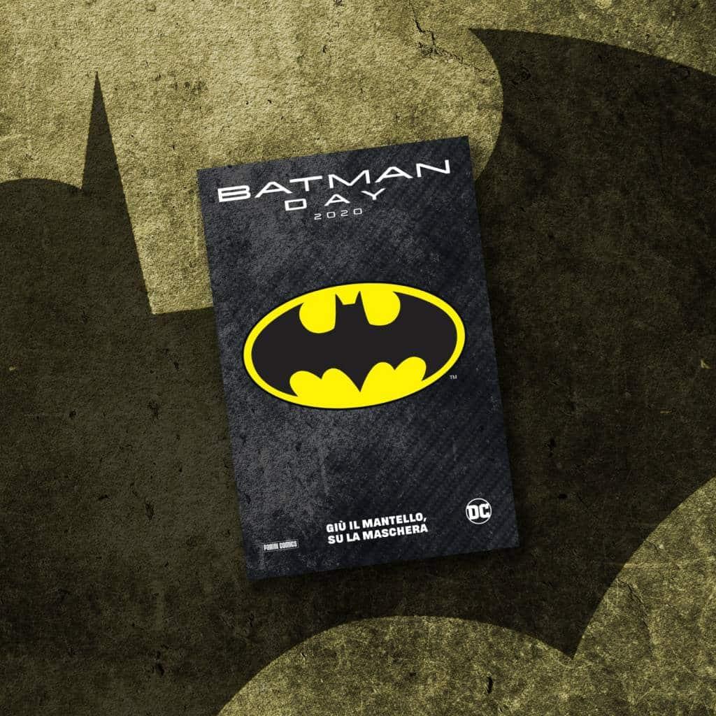 Batman Day: l'iniziativa Panini
