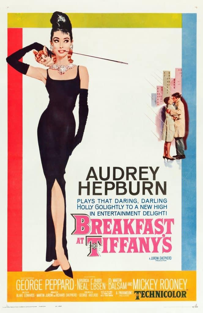 """""""Colazione da Tiffany"""", malinconia, sfarzo e lo zampino di un gatto"""