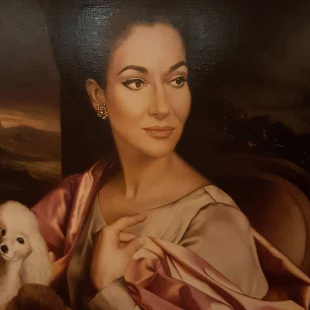 Maria Callas: una reincarnata Cleopatra nella voce del Novecento