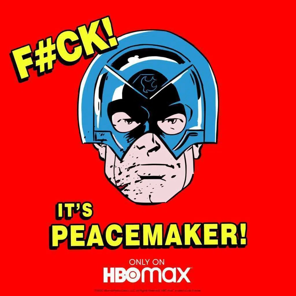 James Gunn annuncia una serie su Peacemaker