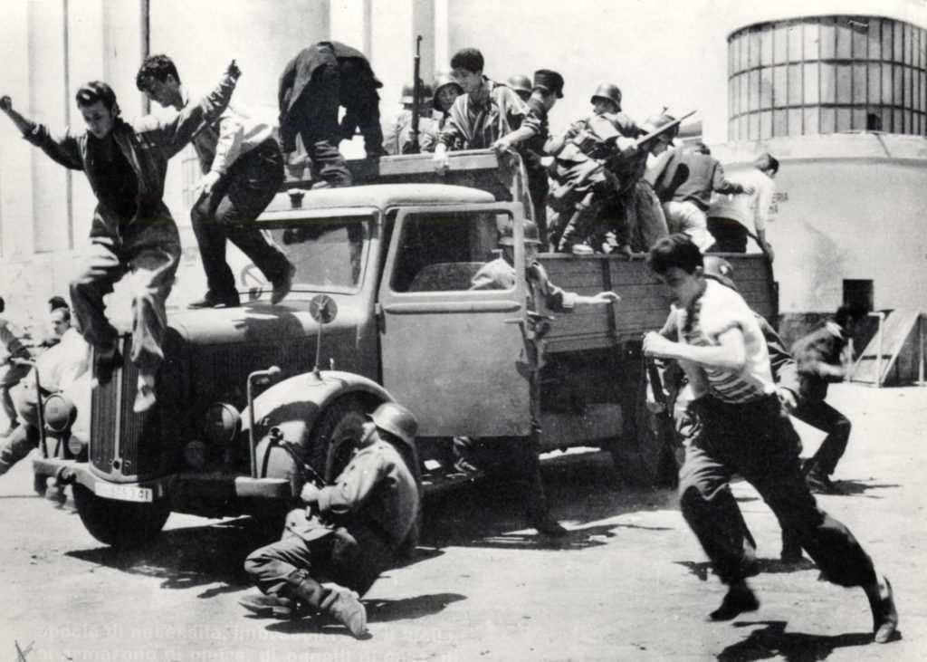 Quattro Giornate di Napoli: via i nazisti dalla città