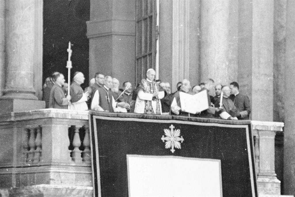 L'elezione di Papa Paolo VI - Photo Credits: web
