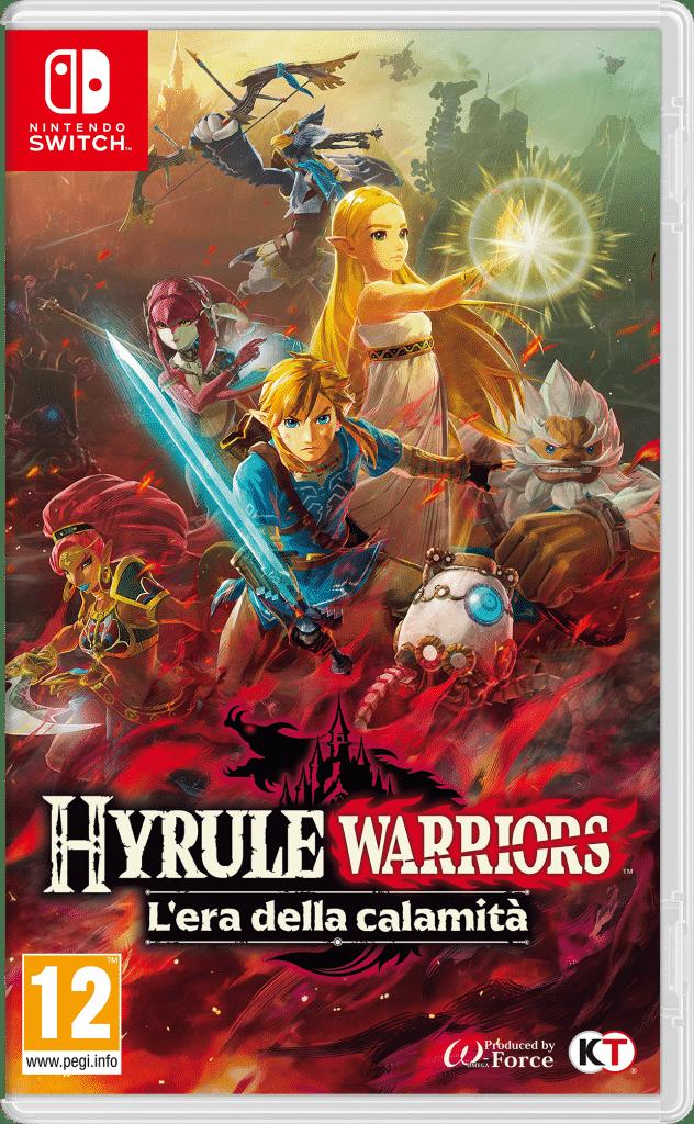 Hirule Warriors: L'era Della Calamità arriva su Nintendo Switch
