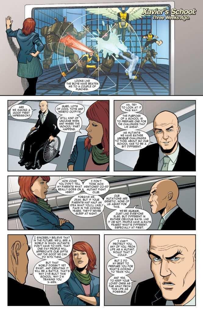 X Men – Guida alla lettura