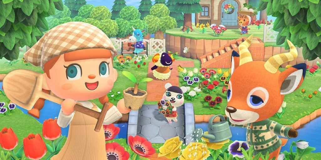 Animal Crossing: New Horizons, nuovo aggiornamento