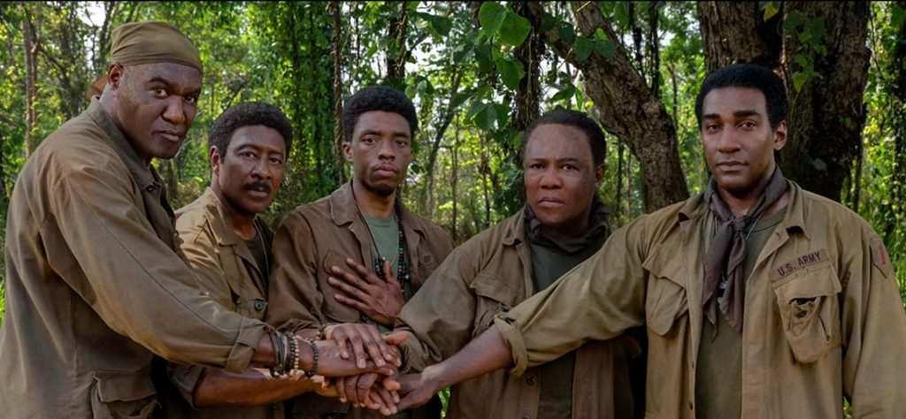 """""""Da 5 Bloods"""", Chadwick Boseman eroe per Spike Lee"""