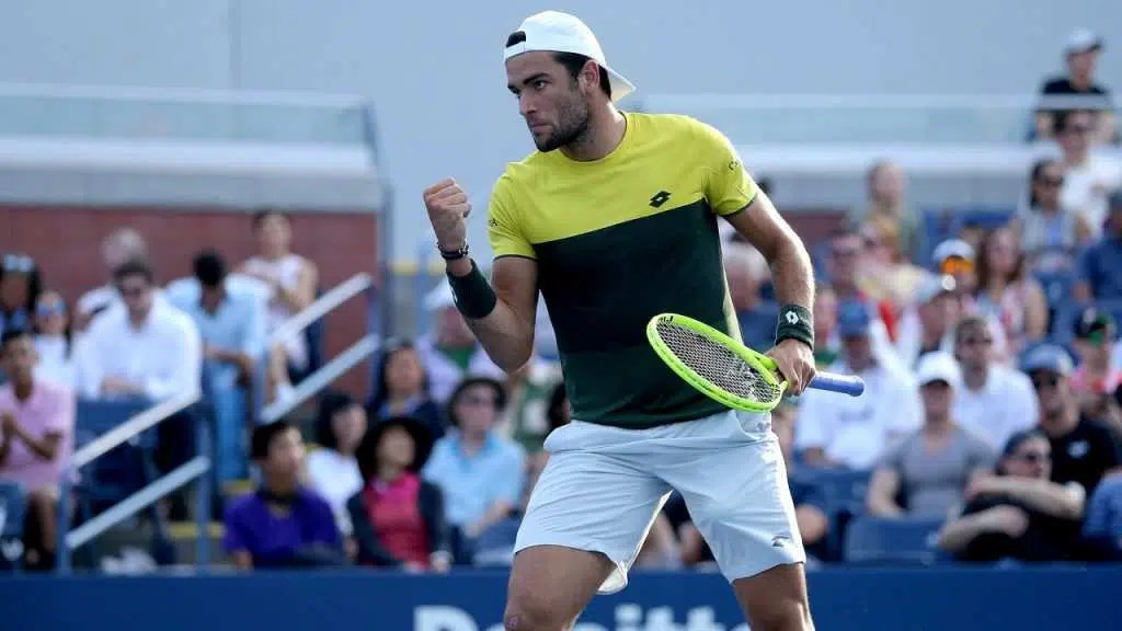 Berrettini agli Us Open