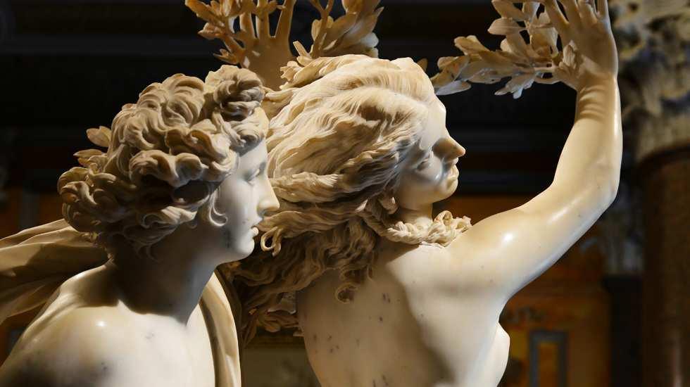 Apollo e Dafne, il mito: storia di un amore irrealizzato